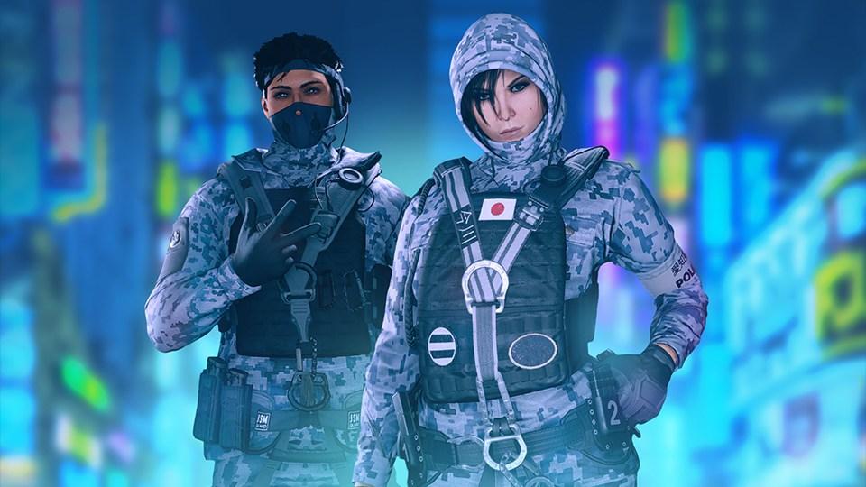 Les joueurs de Rainbow Six Siege veulent un ping de Apex Legends, et Ubisoft aime cette idée
