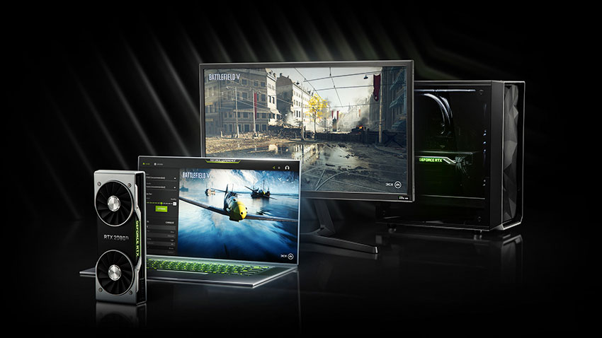 Nvidia annonce un nouveau lot de jeu, un pilote GPU et d'autres moniteurs «compatibles G-Sync»