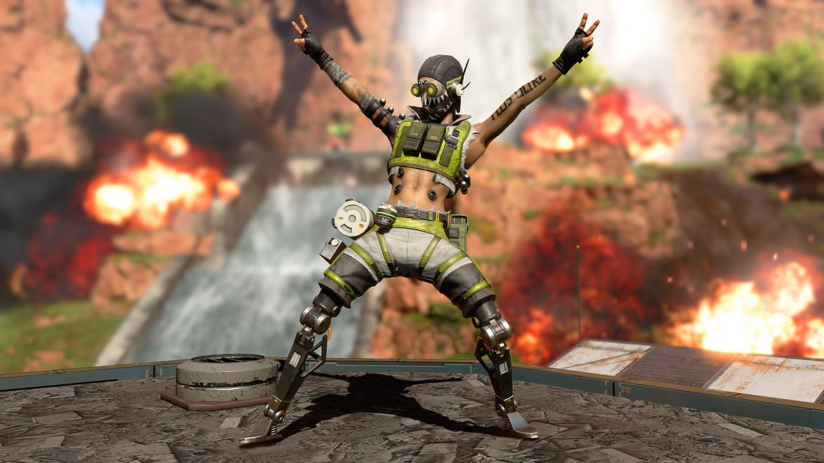 Octane est le dernier personnage d'Apex Legends, voyez ses capacités ici