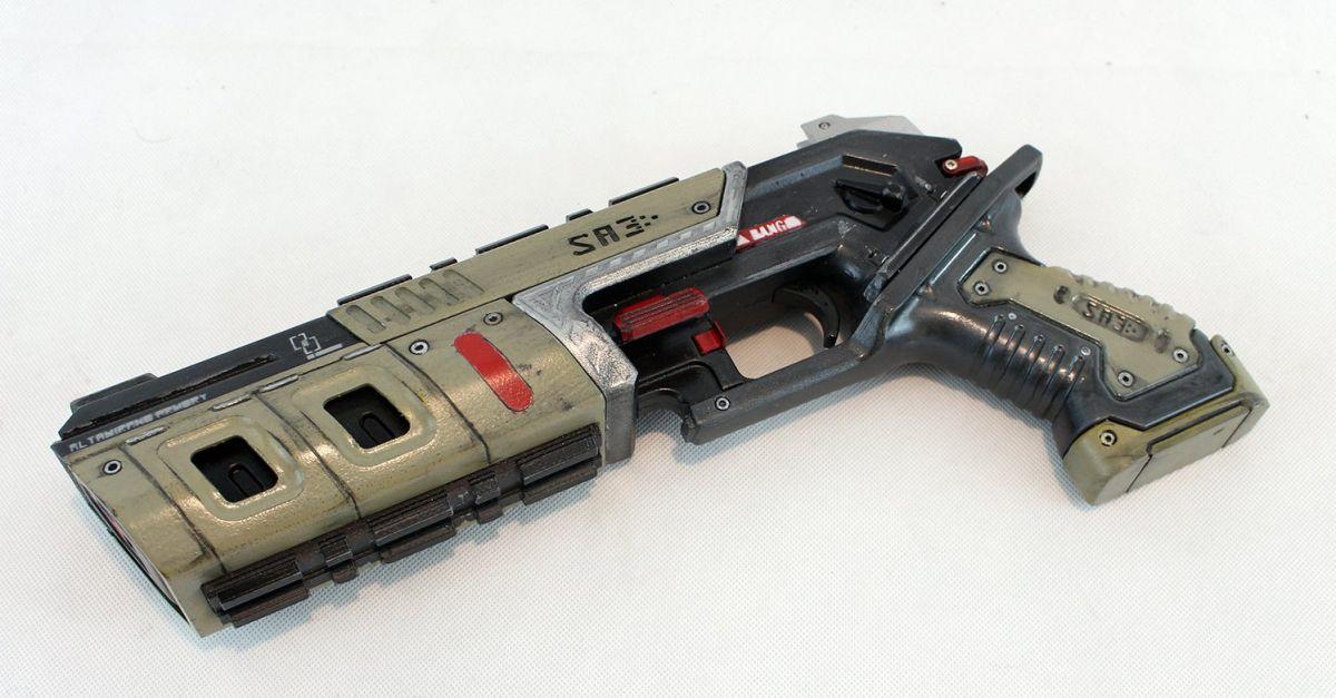 Vous pouvez acheter une réplique du pire arme d'Apex Legends pour 104 $