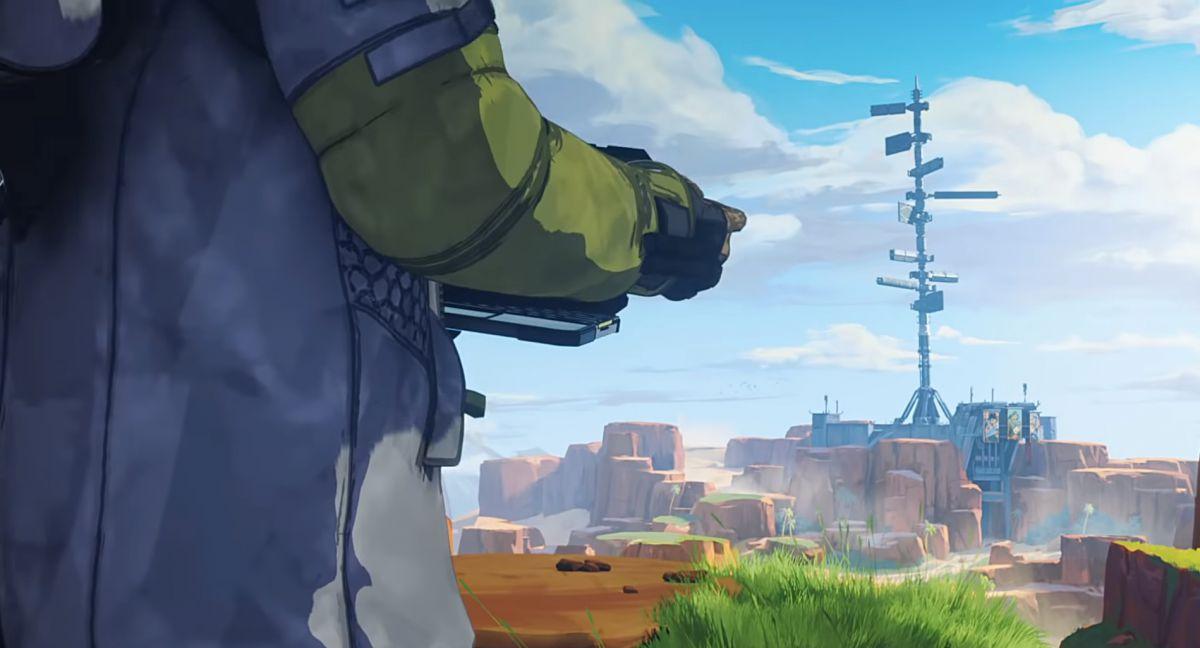 Le personnage d'Apex Legends taquiné par le développeur de Respawn