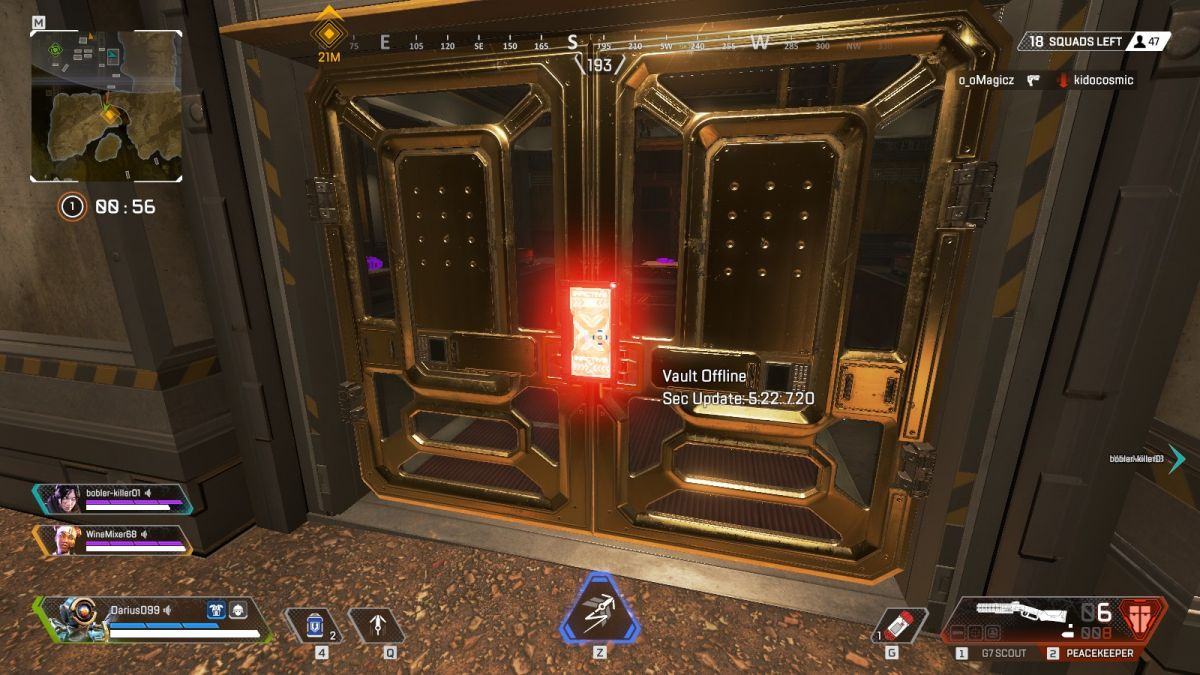 Coffres-forts Apex Legends: comment débloquer