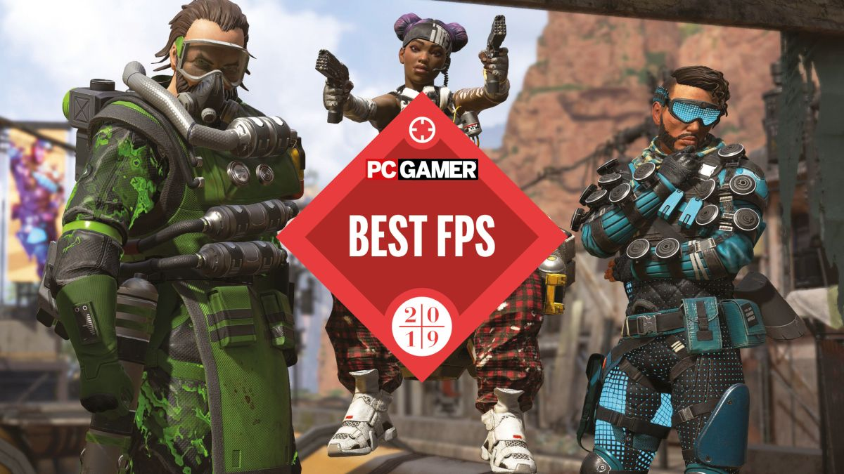 Meilleur FPS 2019: Apex Legends