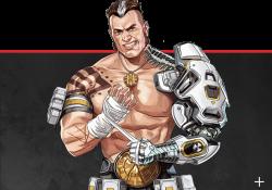 Le nouveau personnage d'Apex Legends est un grand garçon costaud avec un bras en métal