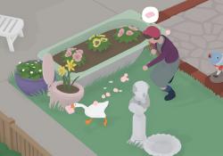 Untitled Goose Game remporte le prix du jeu de l'année aux DICE Awards de cette année