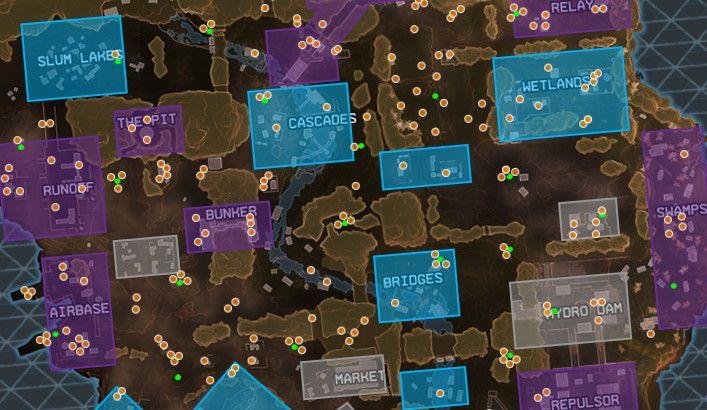 Apex Legends ramène sa carte originale pour le week-end