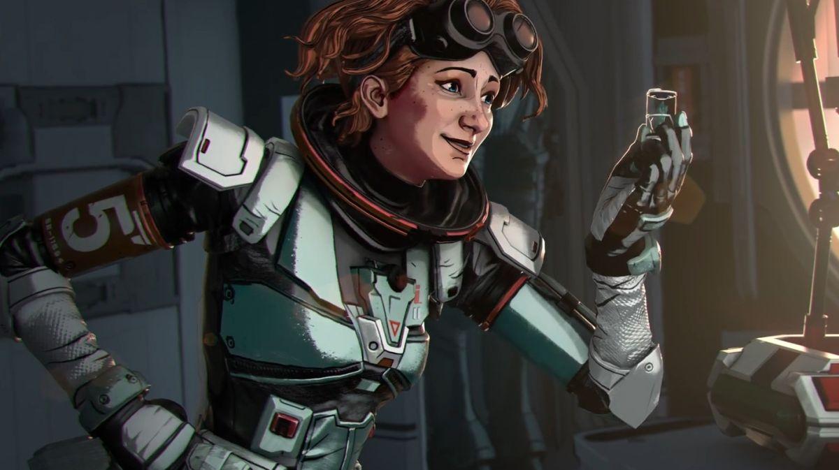 Le nouveau personnage d'Apex Legends est une mère qui voyage dans le temps avec rancune