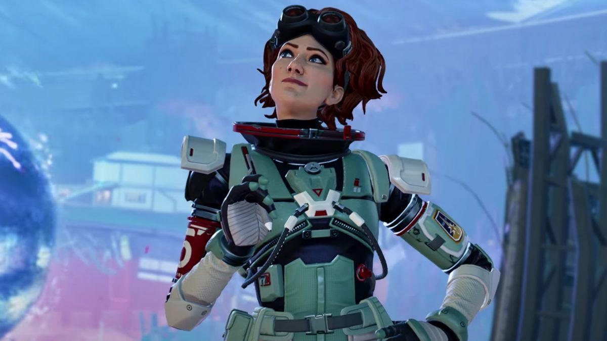 Le nouveau personnage d'Apex Legends, Horizon, est le complément parfait à une équipe agressive