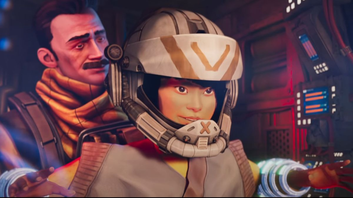 Apex Legends présente Valkyrie, pilote de Titan