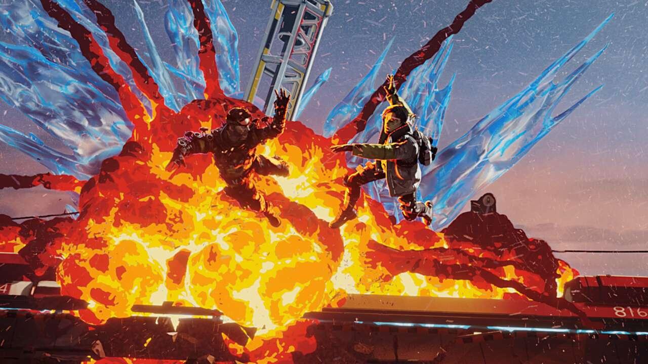 Apex Legends: la bande dessinée sur les heures supplémentaires à venir le 2 juin affectera le dialogue en jeu