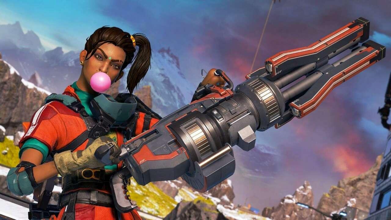 Merci Apex Legends: je peux à nouveau facilement admirer mes armes cool au milieu d'un match