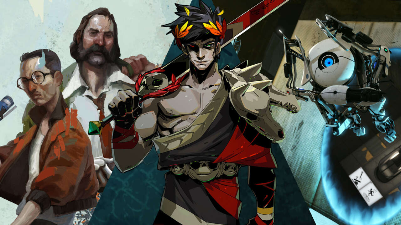 The 25 Best PC Games To Play Right Now