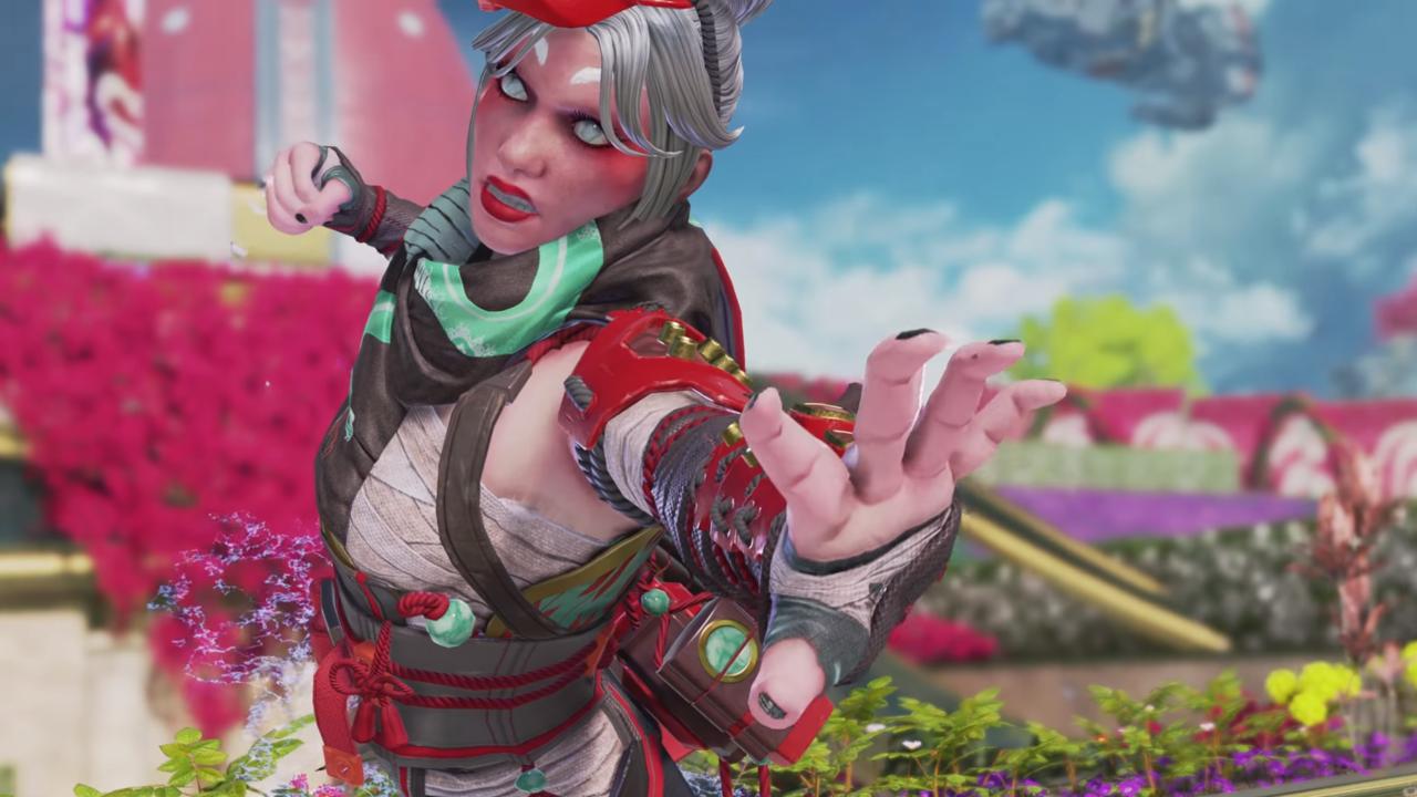 La bande-annonce de Battle Pass de la saison 9 d'Apex Legends (malheureusement) révèle un autre skin Wraith légendaire