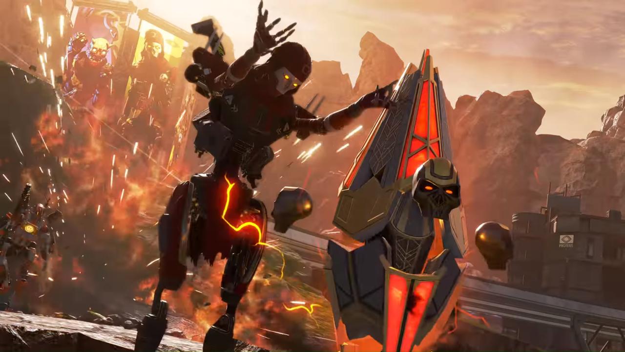 Apex Legends Emergence First Details: nouvelle légende, arènes classées, date de sortie