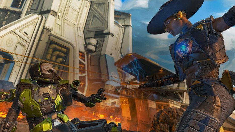 Le prochain personnage d'Apex Legends est un homme-mite maudit avec une armée de drones
