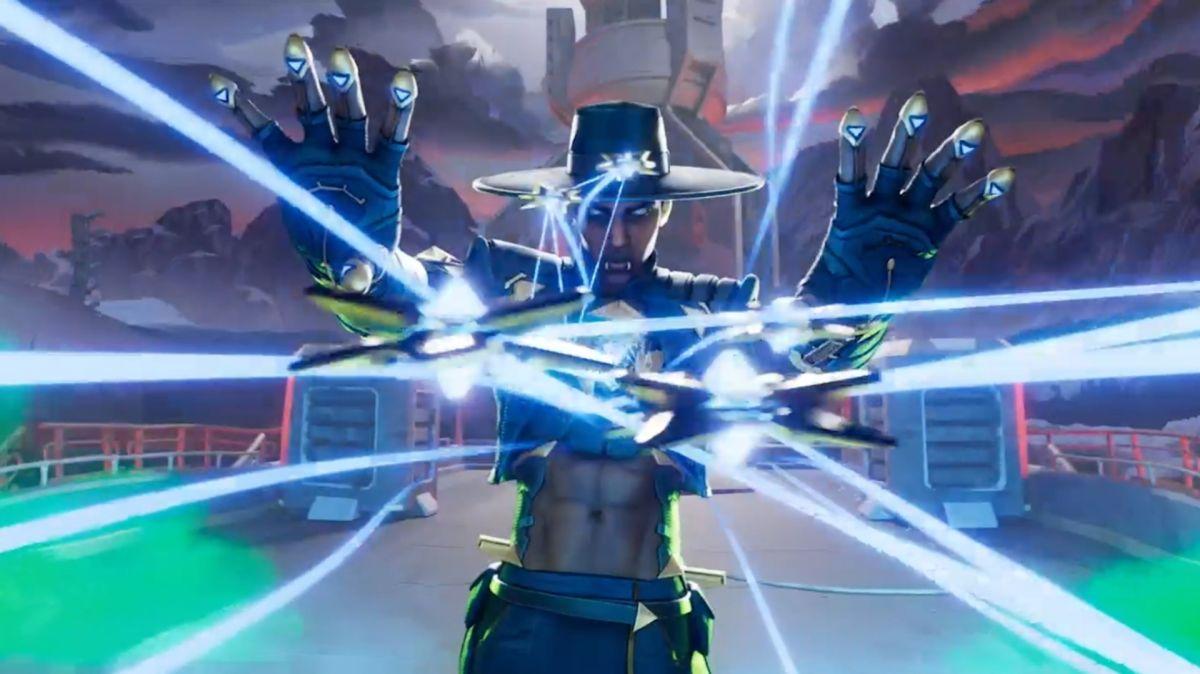Apex Legends révèle les puissantes capacités de suivi de Seer