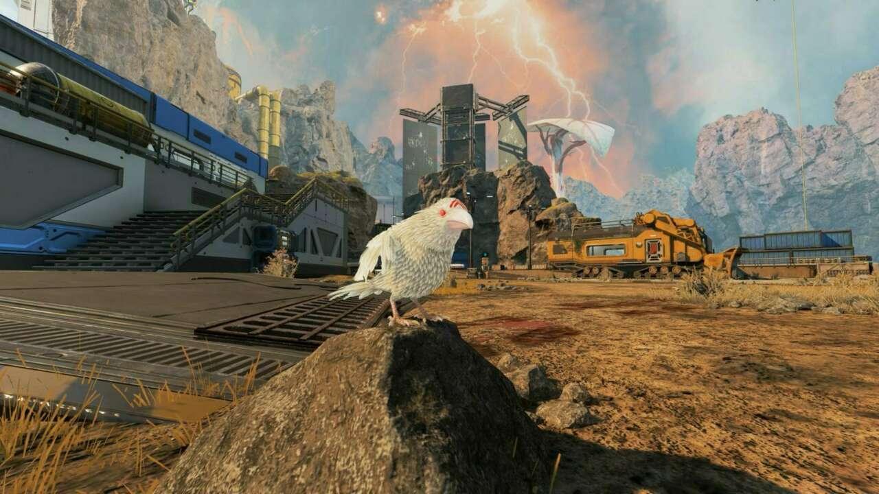 Comment trouver White Raven dans Apex Legends pour la nouvelle quête de l'histoire de Bloodhound