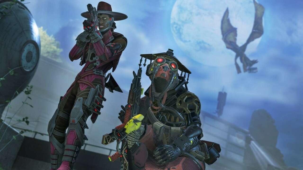 Apex Legends Halloween Event libère les monstres à l'intérieur