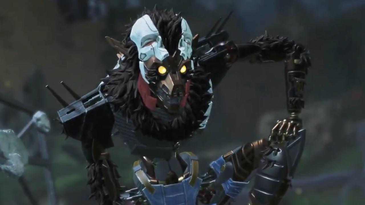 Découvrez le nouveau skin d'Halloween effrayant d'Apex Legends pour Revenant