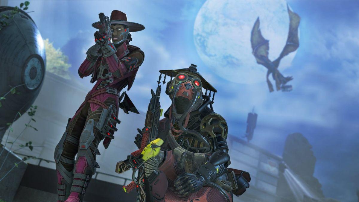 Apex Legends libère les monstres intérieurs pour l'événement d'Halloween de cette année